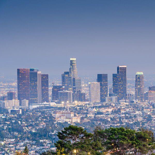 Lax Airport Car Rental: Car Rental Downtown Los Angeles