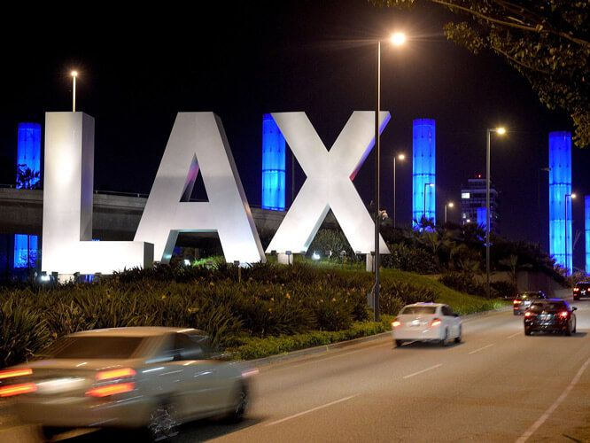 Lax Rental Car Reserve Your Los Angeles Airport Car Rental