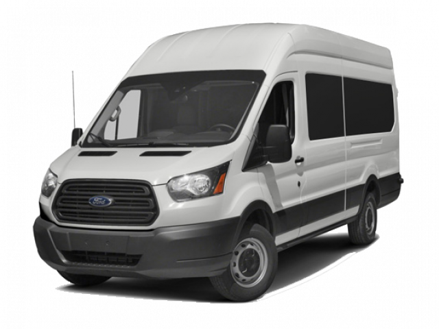 Ford Transit (15-pass, high roof)