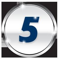 Circle Logo Five